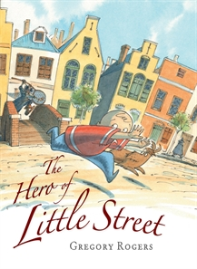 The hero of little street (cover)