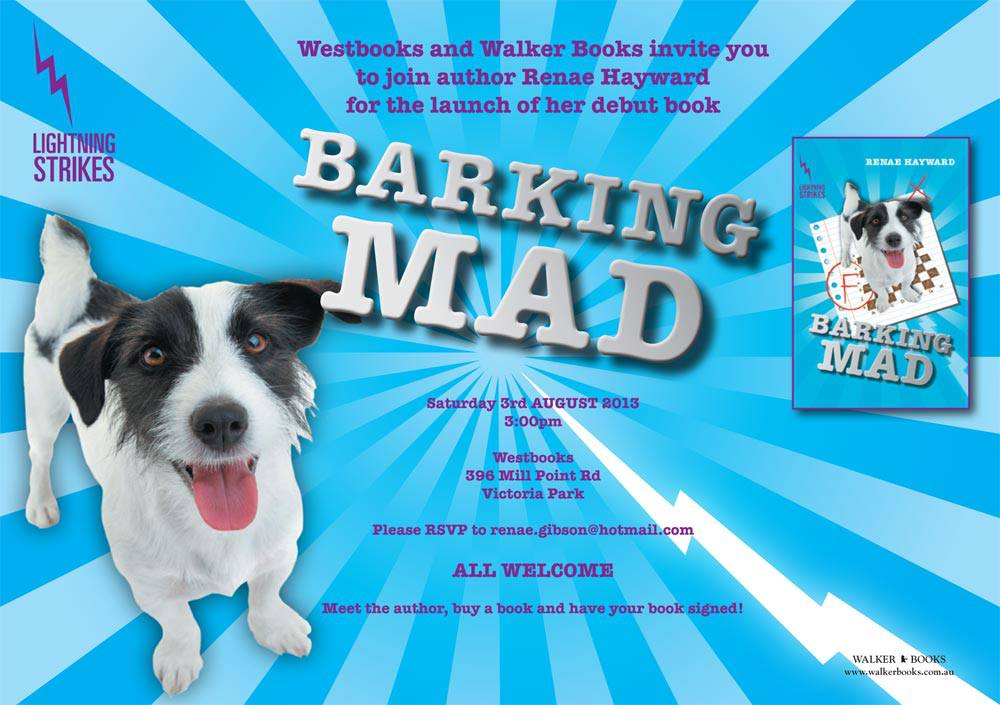 Barking Mad launch